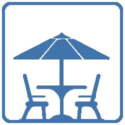 Krzesła i stoły ogrodowe i BBQ