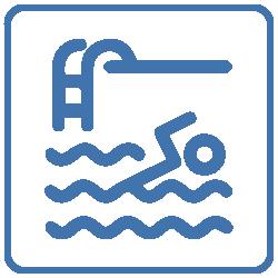 Prywatny basen z altaną i grillem