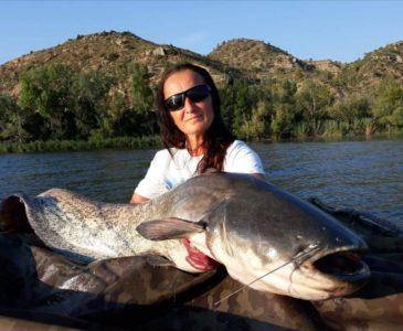 Wedkarstwo Sumy Rio Ebro 2